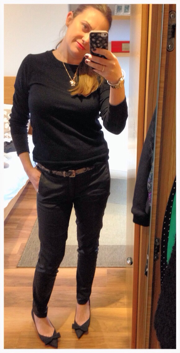 Zara kitten heels | AllWornOut